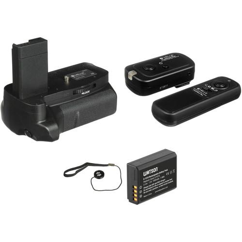 Vello Accessory Kit for Canon EOS Rebel T5 DSLR Camera