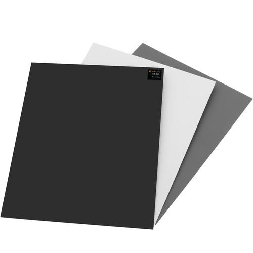 Vello White Balance Card Set (Large)