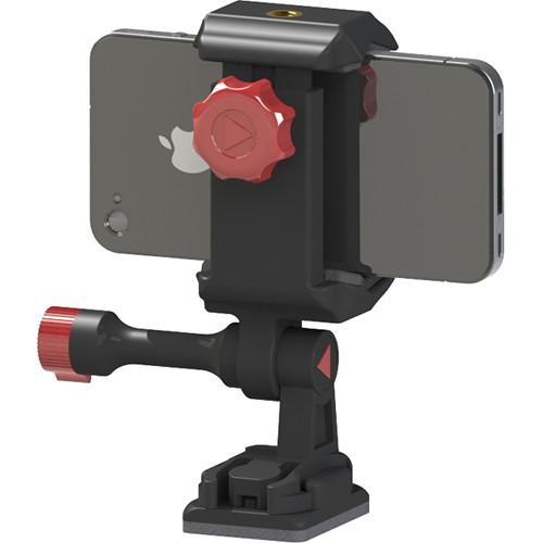 VELOCITY CLIP + Gear Mount Smartphone Action Mount