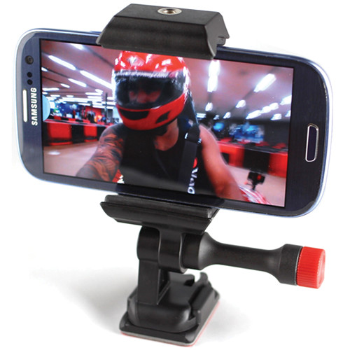 VELOCITY CLIP Velocity Clip Adhesive Smartphones and Camera Mount