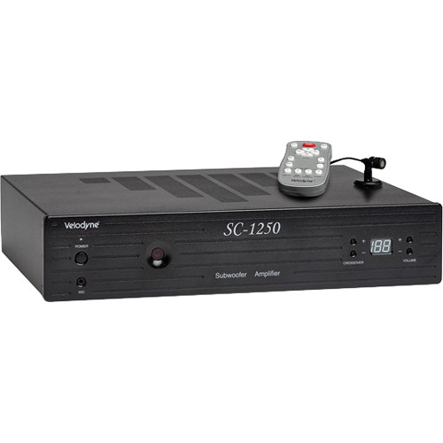 Velodyne SC-1250 1250W Amplifier