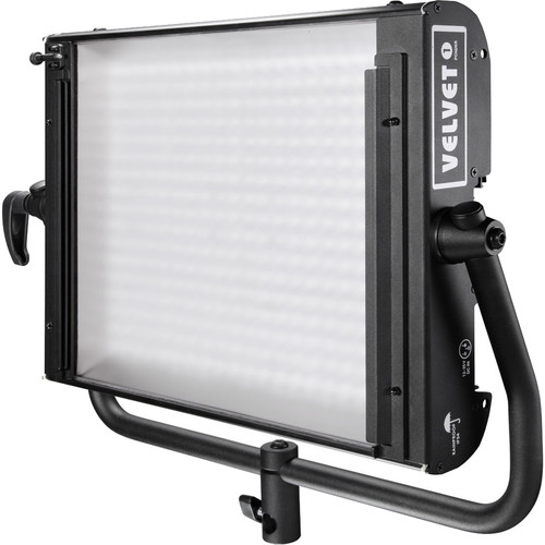 VELVETlight VELVET Power 1 Spot Bi-Color LED Panel with Yoke
