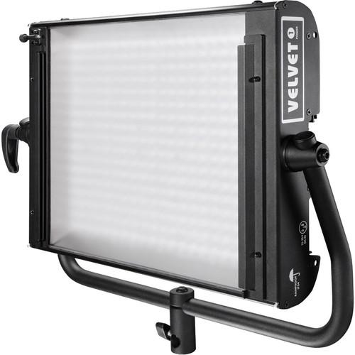 VELVETlight VELVET Power 1 Spot Bi-Color LED Panel with Yoke