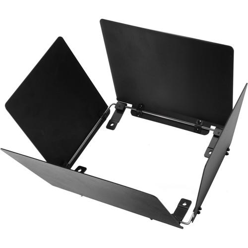 VELVETlight Barndoors for MINI 1 Standard, DMX, Studio, and Power LED Lights