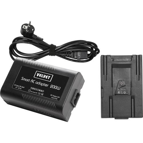 VELVETlight Smart AC Power Supply MINI 2 and 3 (V-Lock)