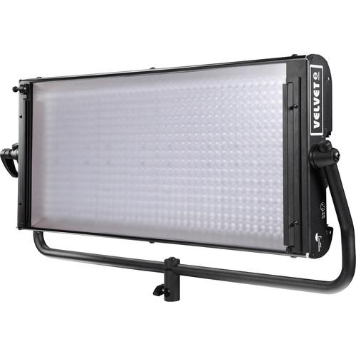 VELVETlight VELVET Light Power 2 Spot Bi-Color LED Panel with Yoke