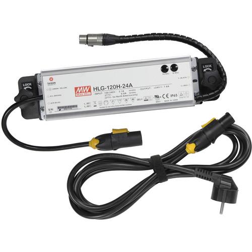 VELVETlight Power Supply and Mounting Plate for VELVET Light 2 Studio