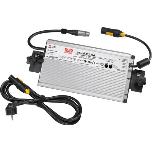 VELVETlight Power Supply and Mounting Plate for VELVET 2x2 Power