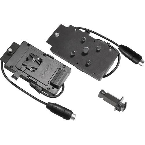 VELVETlight V-Lock to XLR3 Battery Plate for MINI 1 LED Light