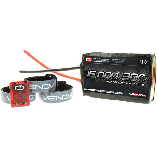 Venom Group 16,000mAh LiPo Battery (11.1V)