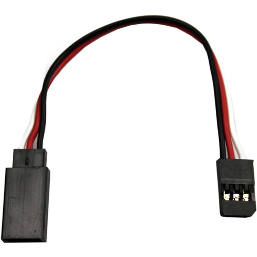 """Venom Group Servo and Battery Extension Lead for Futaba Connectors (4"""")"""