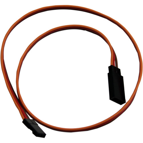 "Venom Group Servo and Battery Extension Lead for JR and Hitec Connectors (16"")"