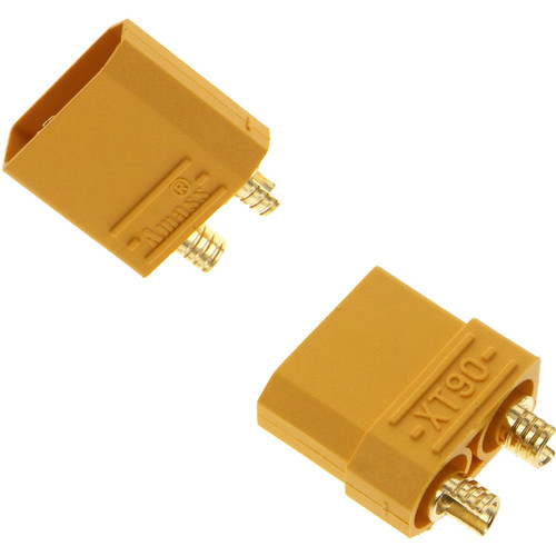 Venom Group XT90 Male and Female Connector Plug Set for Battery ESC and Charge Lead (60A)