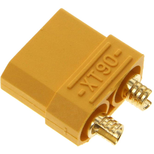 Venom Group Amass XT90 Female Battery Connector Plug for LiPo and NiMH Batteries (Single)