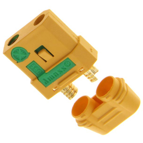 Venom Group Amass XT90-S Anti-Spark Female Battery Connector Plug for LiPo and NiMH Batteries (Single)