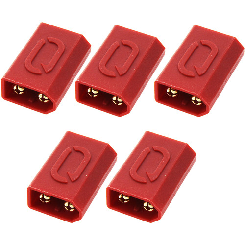 Venom Group UNI 2.0 XT60 Male to Deans Battery Adapter (5-Pack)