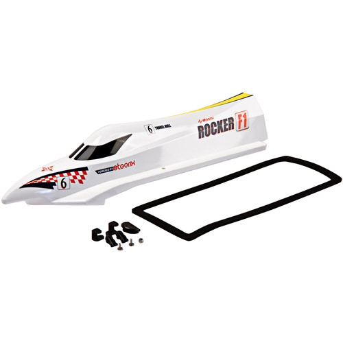 Atomik RC Hatch for Steerix Rocker F1 RC Boat