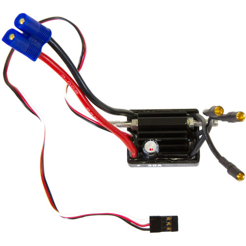 Atomik RC Water-Cooled Brushless ESC for Barbwire XL/XL 2 RC Boat