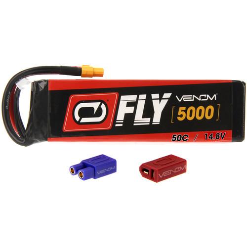 Venom Group Fly 50C 4S 5000mAh LiPo Battery (14.8V)