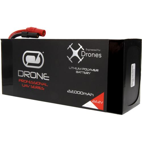 Venom Group 22,000mAh 6S 22.2V Professional DRONE Series LiPo Battery