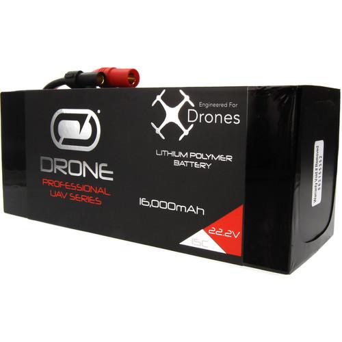 Venom Group 16,000mAh 6S 22.2V Professional DRONE Series LiPo Battery