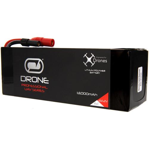 Venom Group 13,000mAh 6S 22.2V Professional DRONE Series LiPo Battery