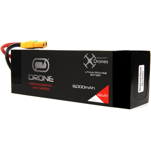 Venom Group 8000mAh 6S 22.2V Professional DRONE Series LiPo Battery