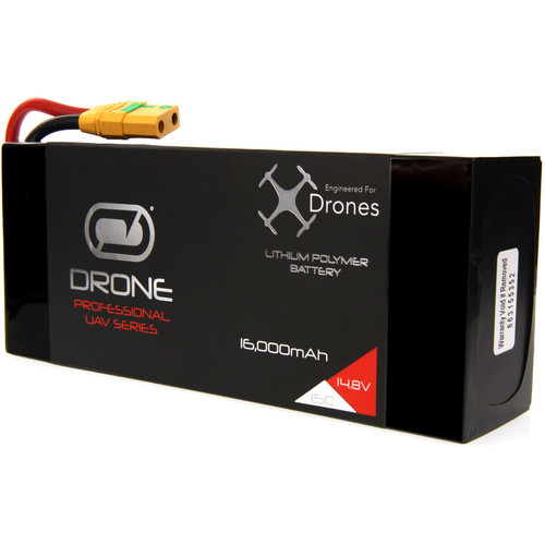 Venom Group 16,000mAh 4S 14.8V Professional DRONE Series LiPo Battery