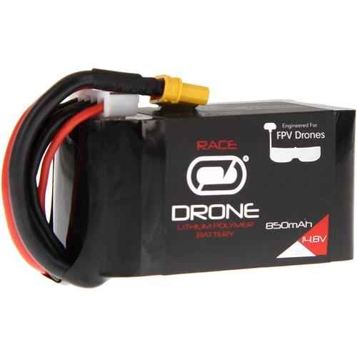 Venom Group Venom 75C 4S 850mAh 14.8V Drone Racing Lipo With Xt30 Plug