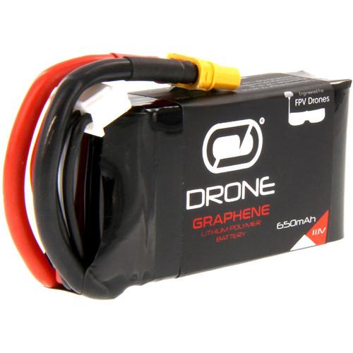 Venom Group Venom Graphene 75C 3S 650mAh 11.1V Drone Racing Lipo Battery With Xt30 Plug