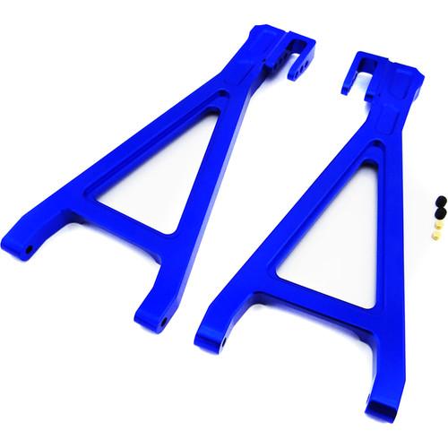 Venom Group Traxxas 1:10 E-Revo + Other TRX Models Alloy Rear Lower Arm (Blue)