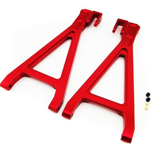 Venom Group Traxxas 1:10 E-Revo + Other TRX Models Alloy Rear Lower Arm (Red)