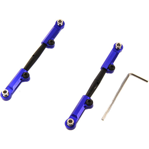Venom Group Traxxas 1:10 Stampede + Other Trx Models Alloy Rear Camber Link (Blue)