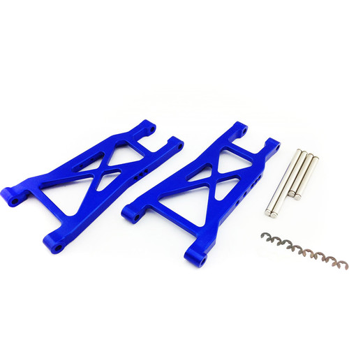 Venom Group Traxxas 1:10 Slash + Other Trx Models Alloy Rear Lower Arm (Blue)
