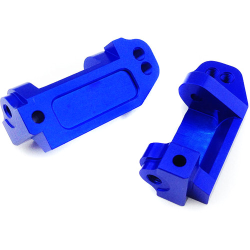 Venom Group Traxxas 1:10 Slash + Other Trx Models Alloy Caster Block (Blue)