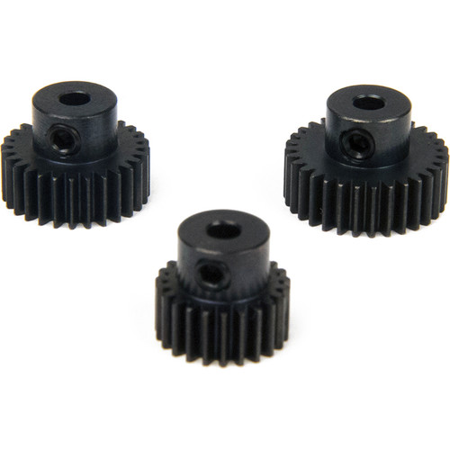 Atomik RC Speed-Tuned Pinion Gears for Traxxas Slash 1/16 Scale RC Short-Course Truck