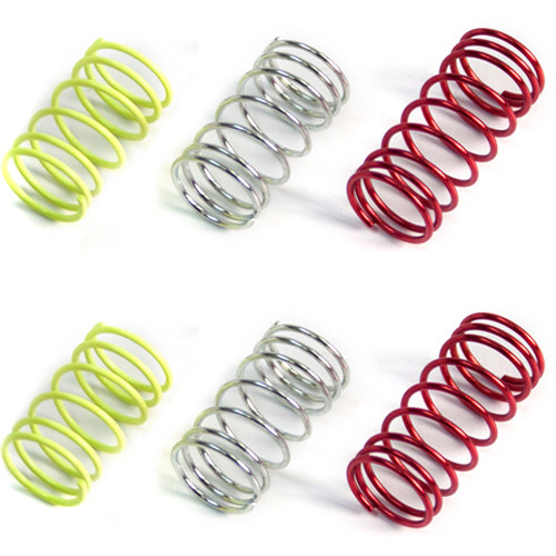 Atomik RC Springs for Traxxas Slash 1/16 Scale RC Short-Course Truck (Set of 3, Type C)