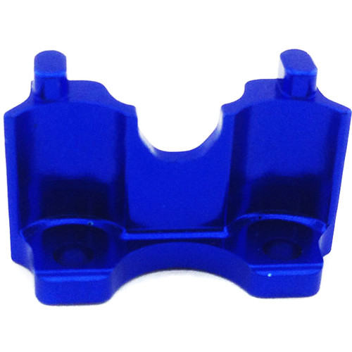 Venom Group Traxxas 1:16 Slash 4X4 + Other Trx Models Alloy Rear Shock Mount (Blue)