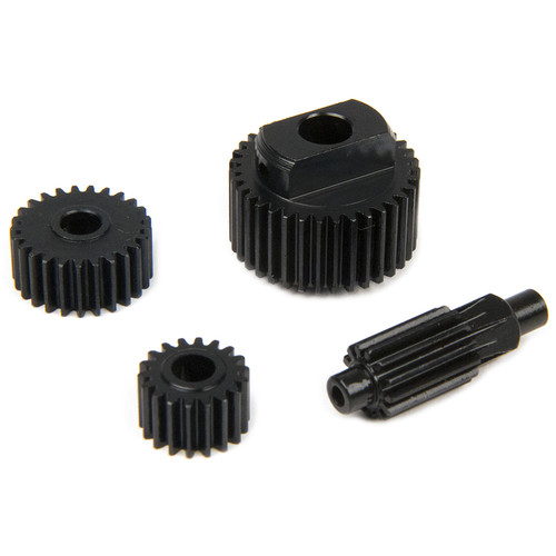 Atomik RC Steel Center Gears for Traxxas Slash 1/16 Scale RC Short-Course Truck