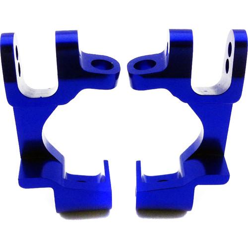 Atomik RC Caster Block for Traxxas Slash 1/10 Scale RC Short-Course Truck (Blue)