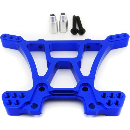 Venom Group Traxxas 1:10 Slash 4X4 + Other Trx Models Alloy Rear Shock Tower (Blue)