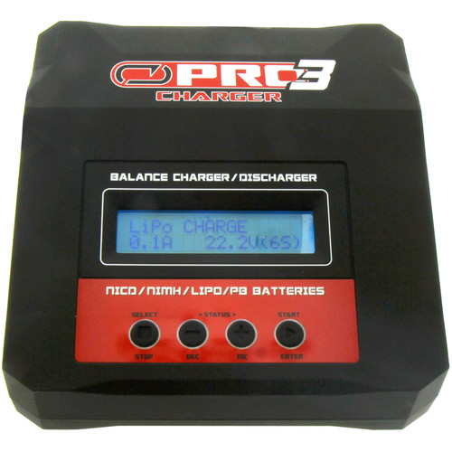 Venom Group Pro Charger 3 7 Amp Charger for LiPo and NiMH Model Batteries