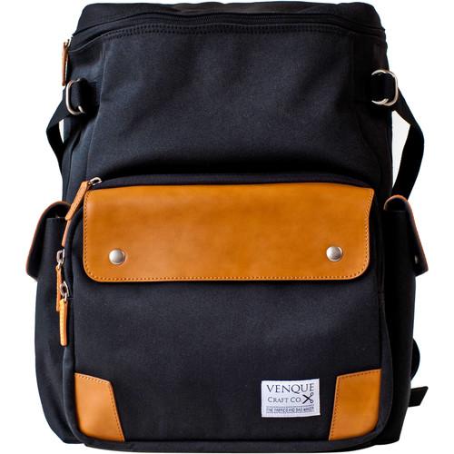Venque CamPro Camera Backpack (Black)