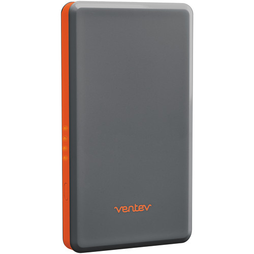 Ventev Innovations Powercell 3015 Battery Charger (Gray/Orange)