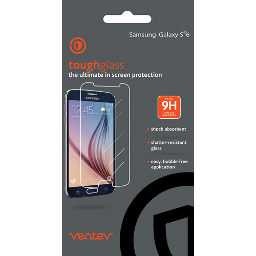Ventev Innovations Toughglass Screen Protector for Galaxy S6