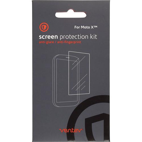 Ventev Innovations Anti-Glare Screen Protector Kit for Moto X (1st Gen.) (Set of 2)