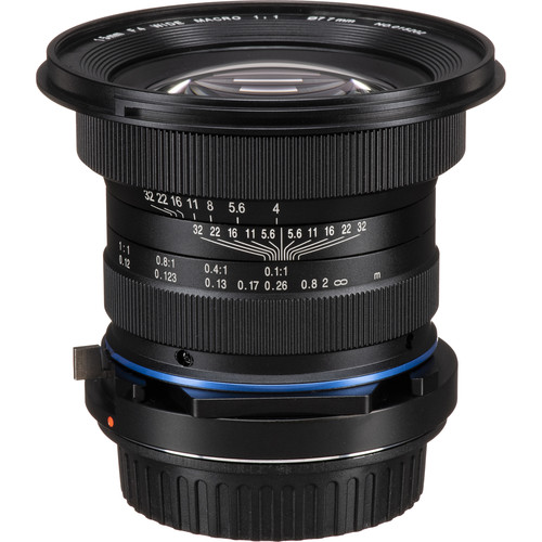 Venus Optics Laowa 15mm f/4 Macro Lens for Canon EF
