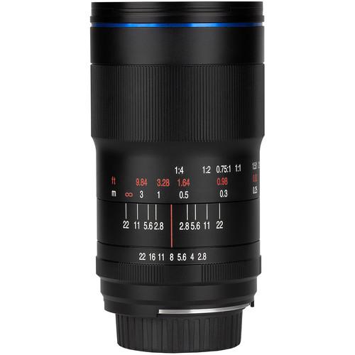 Venus Optics Laowa 100mm f/2.8 2X Ultra Macro APO Lens for Nikon F