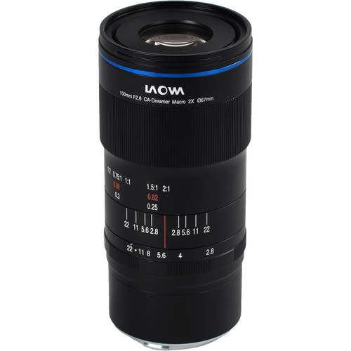 Venus Optics Laowa 100mm f/2.8 2X Ultra Macro APO Lens for Nikon Z