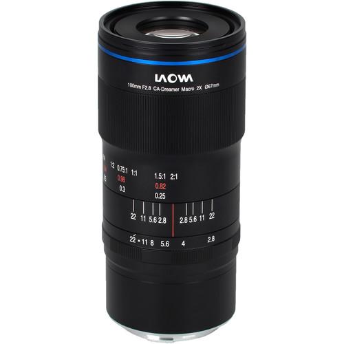 Venus Optics Laowa 100mm f/2.8 2X Ultra Macro APO Lens for Canon RF